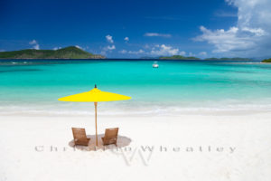 Lindquist Beach St. Thomas Print