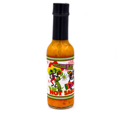 Caribbean Scotch Bonnet Hot Sauce