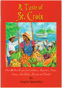 A Taste of St. Croix Cook Book