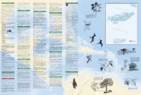 National Geographic Trails Illustrated St. John Map