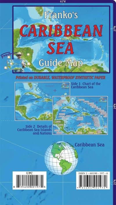 Caribbean Map (Franko)