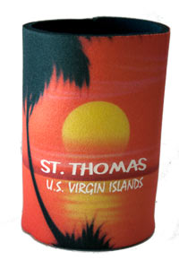 St. Thomas Can Coozie