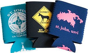 St. John Can Coozie