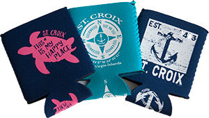 St. Croix Can Coozie