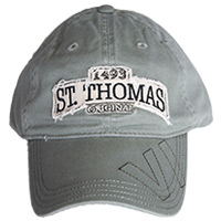 St. Thomas Original Hat (Olive Green)