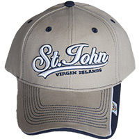 St. John Virgin Islands Hat (Khaki)