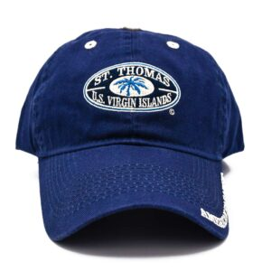 St. Thomas USVI Hat (Navy)