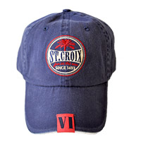 St. Croix Navy Hat