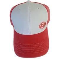 USVI Orange Baseball Hat