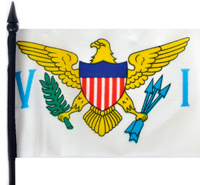 U.S. Virgin Islands Flag (Small)