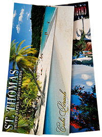 St. Thomas Bookmark