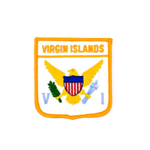 Virgin Islands Flag Patch
