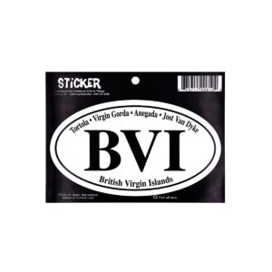 BVI Sticker