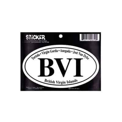 BVI Sticker