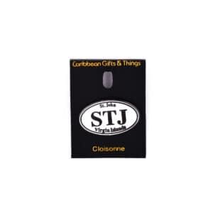 St. John (STJ) Lapel Pin
