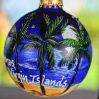 St. Croix Tropical Nights Ornament
