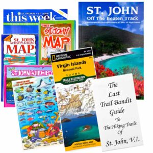 St. John Vacation Planning Kit