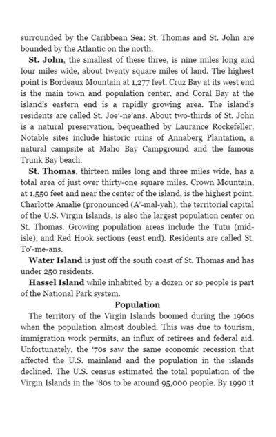 Virgin Islands Settlers Hand Book Page 7