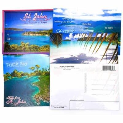 St. John Postcards