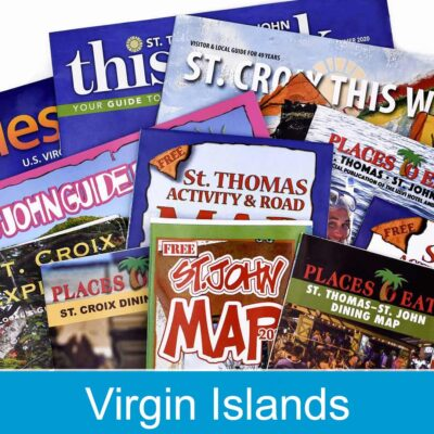 Virgin Islands Booklets