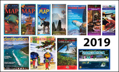 Virgin Islands Vacation Packet