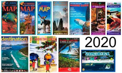 Virgin Islands vacation packet 2020