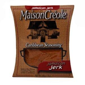 Maison Creole Jamaican Jerk Seasoning