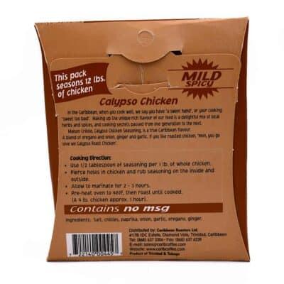 Maison Creole Calypso Chicken Seasoning