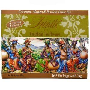 Trinite Tea Sampler (Coconut, Mango, Passionfruit)