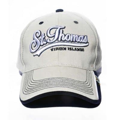 St. Thomas Cream Hat