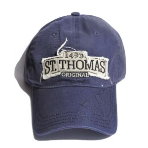 St. Thomas Navy Original Hat 1943
