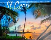 2019 St. Croix Wall Calendar