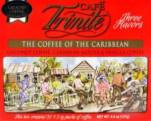 Trinite Coffee of the Caribbean Sampler