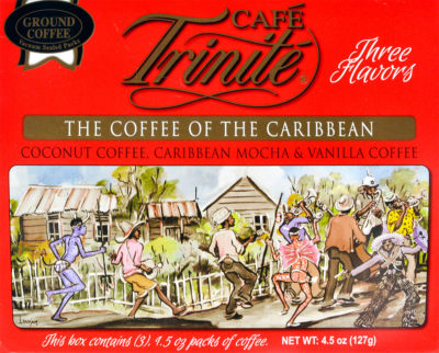 Trinite Coffee of the Caribbean Sampler