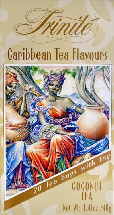 Trinite Caribbean Tea Coconut