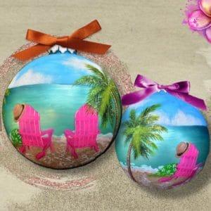 St. Croix Paradise Ornament