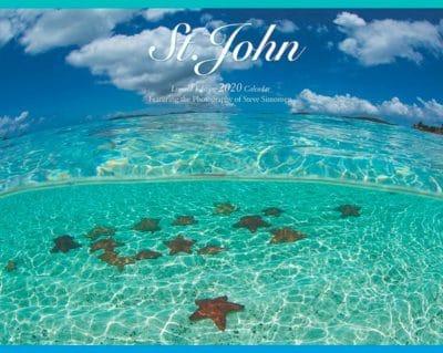 2020 St. John Calendar by Steve Simonsen