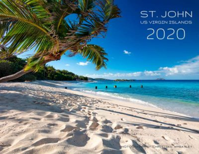 2020 St. John Calendar by Christian Wheatley