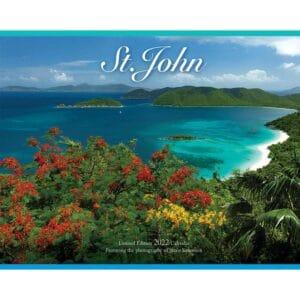 2022 St. John Wall Calendar (Simonsen)