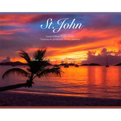 2021 St. John Calendar by Steve Simonsen