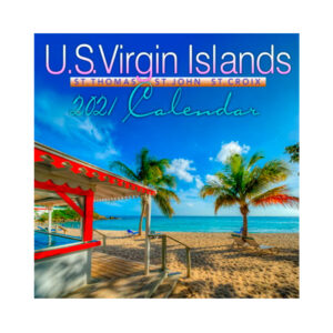2021 Virgin Islands Calendar