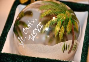 Tradewinds St. Croix Christmas Ornament