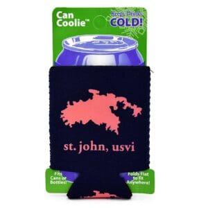 St. John Island Can Coolie