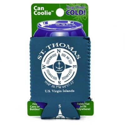 St. Thomas Compass Coolie