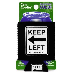 St. Thomas Keep Left Coolie