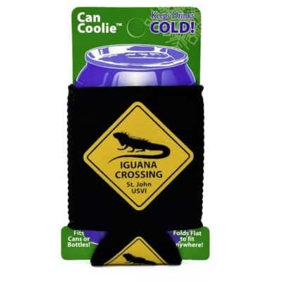 St. John Iguana Crossing Coolie