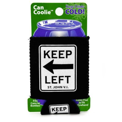 St. John Keep Left Coolie