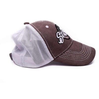 St. Thomas Grey/Mesh Hat