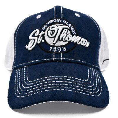 St. Thomas Navy/Mesh Hat