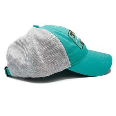 St. Thomas Teal/Mesh Hat